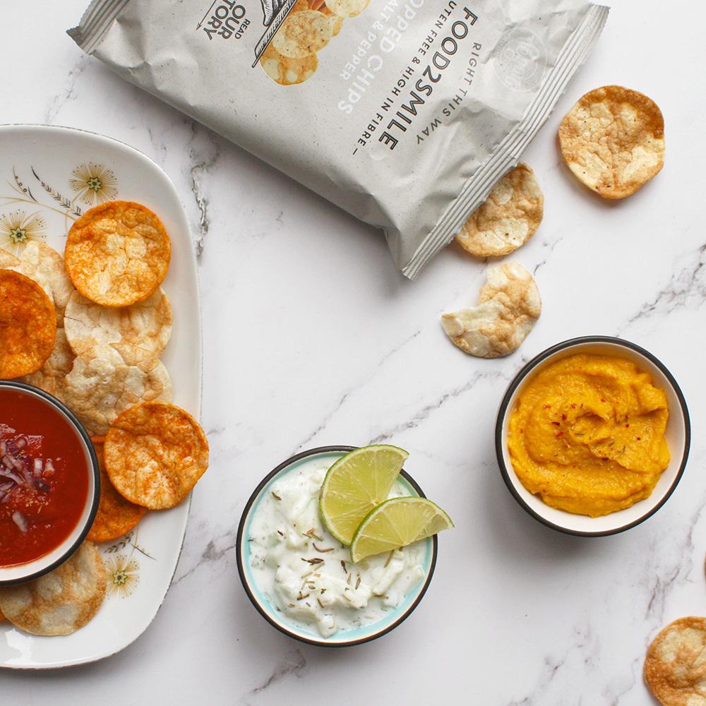 gezond alternatief chips