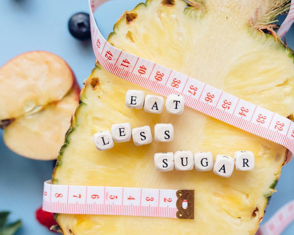suiker verminderen